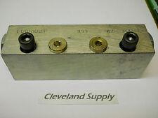 "Master Pneumatic-Detroit 456-3PA .3/"" NPT Lubricator Valve"