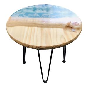 Epoxy resin coffee table, coffee table, resin table,high end table, home decor.e