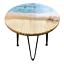 miniatuur 1 - Epoxy resin coffee table, coffee table, resin table,high end table, home decor.e