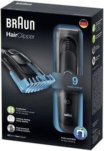 BRAUN-SERIES-HC-5010-HAARSCHNEIDER-TRIMMER-Bartschneider-Haarschneidemaschine