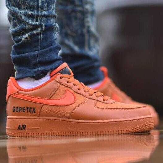 Nike Air Force 1 Arctic Orange