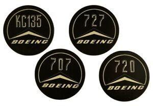 Early-Boeing-Jets-Ceramic-Drink-Coasters-Vintage-Jet-Age-Aviation-COA-0101