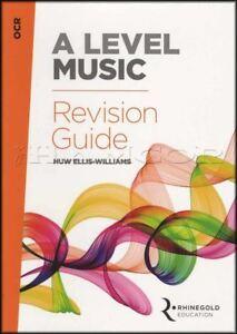 Bien Informé Un Niveau Music Revision Guide Ocr De 2016 Partitions Livre De Référence Examen Tests-afficher Le Titre D'origine BéNéFique Au Sperme