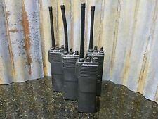 Lot Of 4 Midland 70-166-16B VHF High Band Ham Two Way Radios