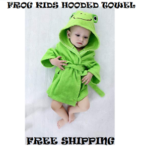 Bumblebee Kids Hooded Towel Free Shipping Baby
