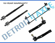 Brand New 6pc Complete Front Suspension Kit for 2007-2012 Toyota Yaris