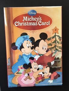 Christmas Carol Scrooge Mcduck.Details About Disney Mickey S Christmas Carol Book Signed By Alan Young Scrooge Mcduck