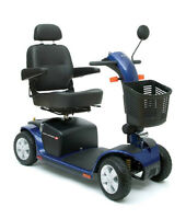 Pride Pathrider 10 Deluxe Mobility Scooter Brand