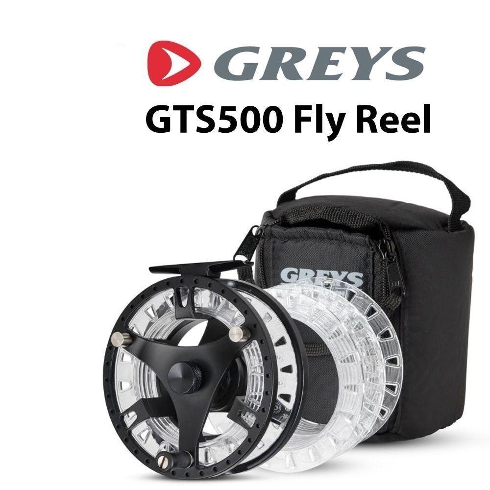 grigios Di Alnwick GTS500 5 6 7 FLY REEL (1360961)  NUOVO 2019 STOCK