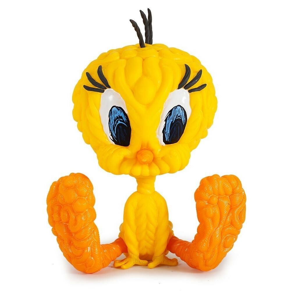 Looney Tunes Tweety Bird Mark Dean Veca 8  Vinyl Figure