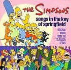 Songs in the Key of Springfield [Blister] by The Simpsons (Cartoon) (CD, Apr-1997, Kid Rhino (Label))