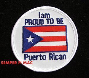 show Your Proud High Safety Art Puerto Rico Boricua Flag Decal Sticker