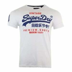 Superdry Mens Premium Goods Duo Lite T-Shirt