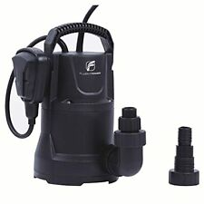 Fluentpower 13 Hp Electric Submersible Small Utility Drain Water Pump With S