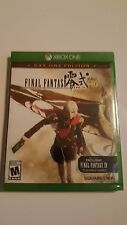 FINAL FANTASY TYPE O DAY ONE EDITION BRAND NEW VIDEO GAME