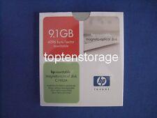 "HP C7983A 5,25"" 9,1GB wiederbeschreibbare MO Diskette / rewritable 9,1GB MO Disk"