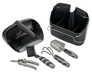Gartenwerkzeug Balkonset Werkzeugbox ideal&praktisch für Gartenarbeit NEU & OVP