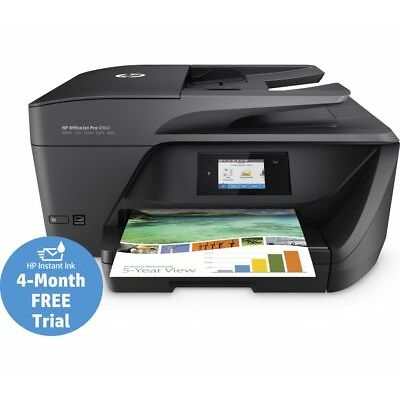 HP Officejet Pro 6960 All-in-One Wireless Inkjet Printer with Fax - Currys
