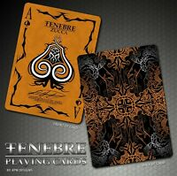 Tenebre (zucca) Playing Cards