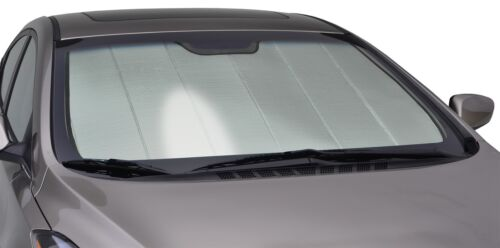 Premium Foldable Sun Shade for windshield Jaguar CUSTOM Precision Cut