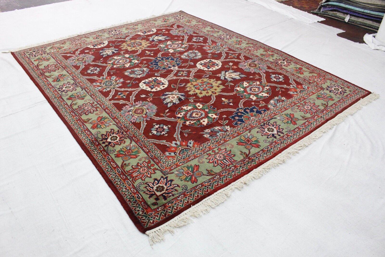 Magazzino Magazzino Magazzino vendita Tappeto Orientale India Serapi decorativo 280x250 mano intessuti na17478 ffa4d8