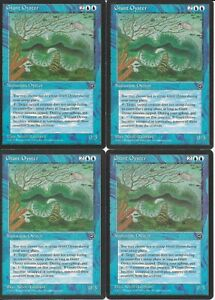 4x Giant Oyster MTG Homelands NM Magic Regular