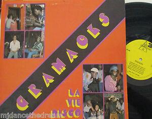GRAMACKS-La-Vie-Disco-VINYL-LP-BARBADOS-PRESS