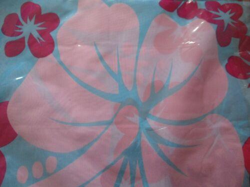 FREE P/&P UK SELLER BLUE FLORAL CHIFFON SARONG COVER UP BEACH WRAP SCARF SHAWL