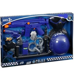 Great-Gift-Idea-for-Kids-Police-City-Defender-Set-Different-Accessories-3