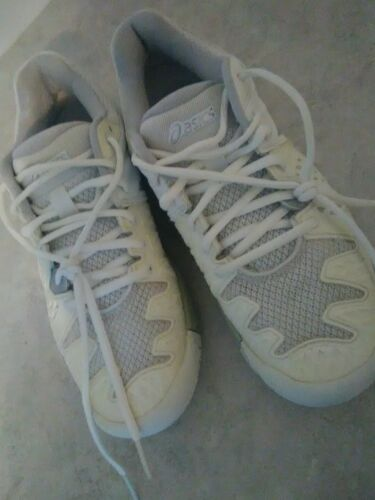 Women's Asics Gel Sneakers Size 8 White Resolution