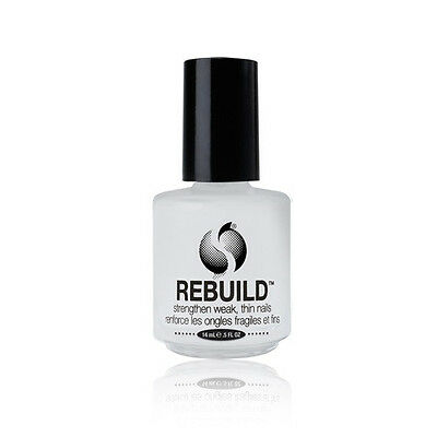 Seche Rebuild - 0.5oz / 14ml - Strengthen Weak & Thin Nails