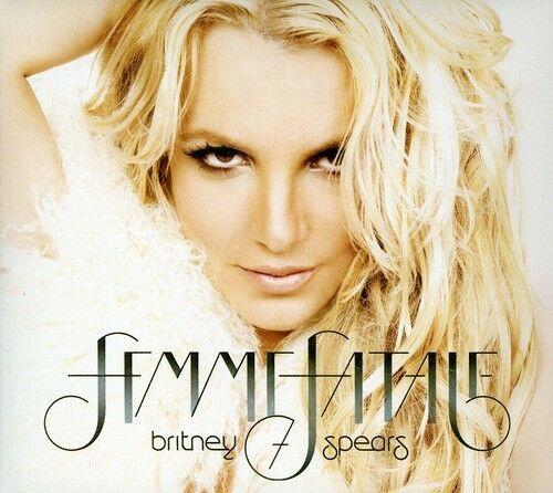 1 of 1 - Britney Spears - Femme Fatale: Deluxe Edition [New CD] UK - Import