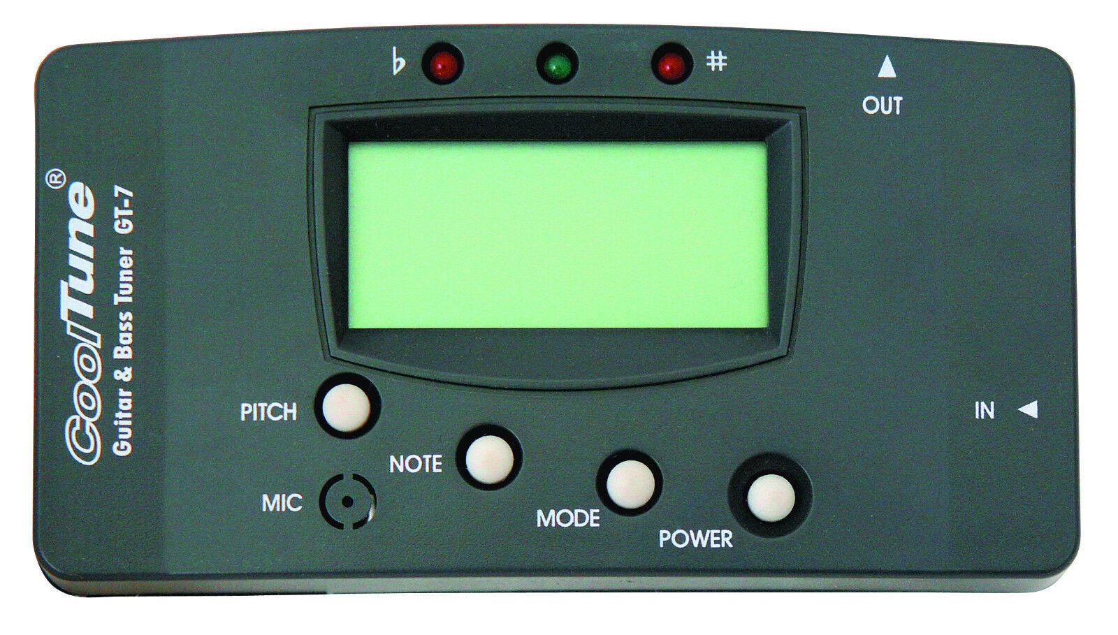 E-Bass JB10 ROT-TRANSPARENT Stimmgerät Set Zubehör Verstärker Vision B25 Gigbag Zubehör Set 4079df