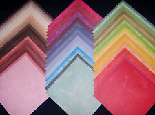 12X12 Scrapbook Paper DCWV Timeless Textures Stack Wholesale Lot 60 Kit Rainbow