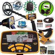 Garrett ACE 300 Metal Detector Spring Special with Headphones & Free Accessories