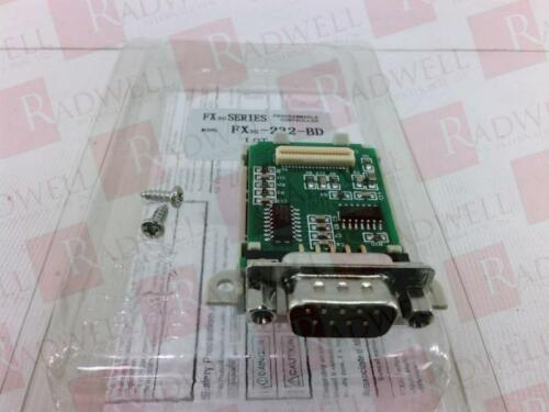 FX3U232BD NEW IN BOX MITSUBISHI FX3U-232-BD