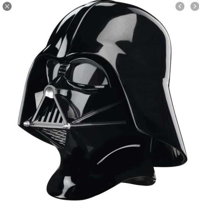 Master Replicas Star Wars Episode 3 Darth Vader Helmet SW-138 1:1 Scale