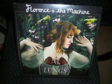 Lungs [ECD] by Florence and the Machine (CD, Jul-2009, Universal/Island)
