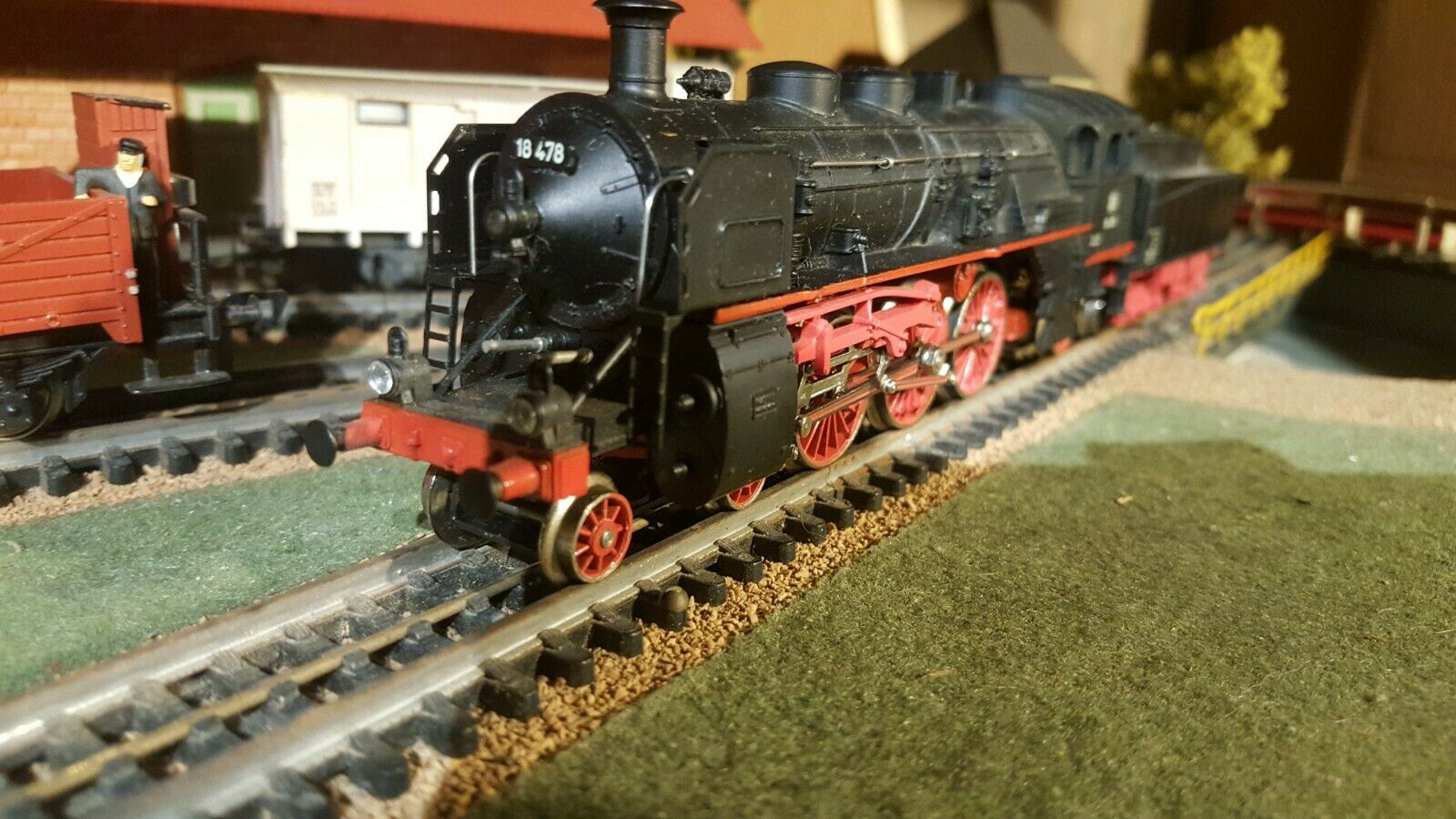 Marklin Hamo échelle ho locomotive 231 réf   8391