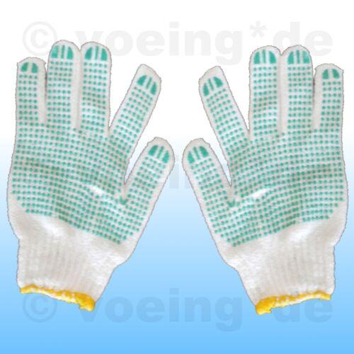 1 Paar Garten-Handschuhe Arbeitshandschuhe Schutzhandschuhe Gartenhandschuhe