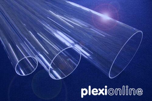 Acrylglasrohr  Ø 120 mm Plexiglas®-Rohr Länge = 400 mm *NEU* Plexiglasrohr