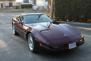 1993 Chevrolet Corvette 40TH EDITION