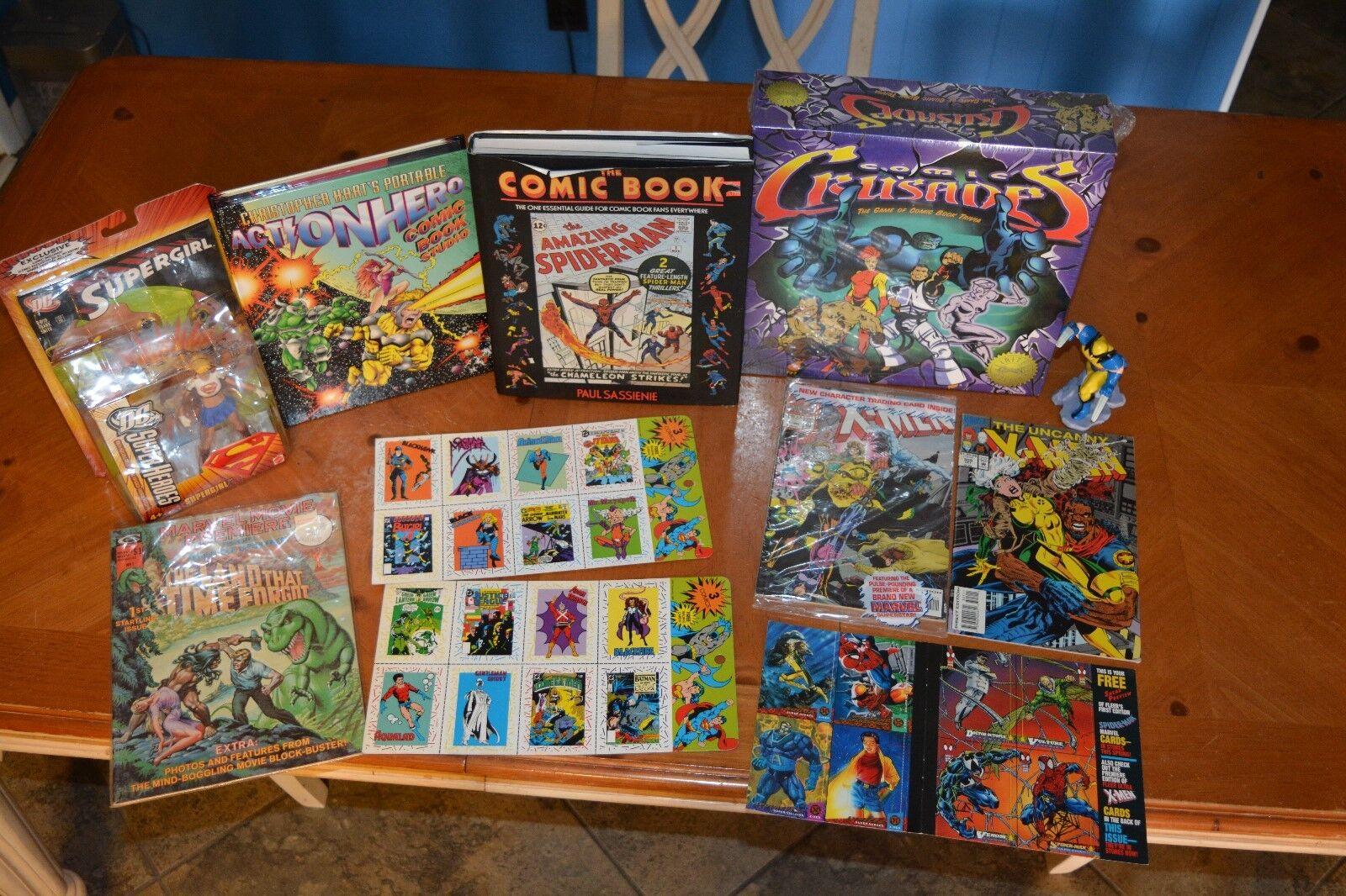 Great Comic Book Deal  nouveau jeu, nouvelle Supergirl Figure, COMICS, comment dessiner, plus