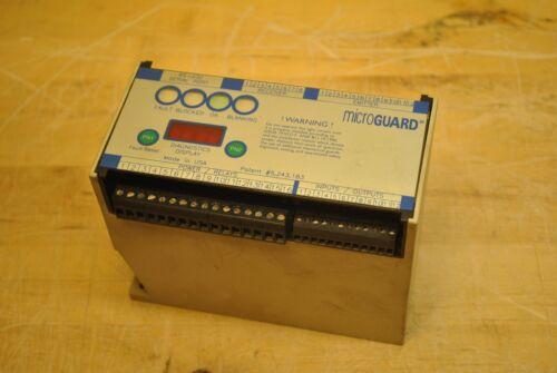Pinnacle MicroGuard DR-36-0F-AU Safety Light Curtain Control Box