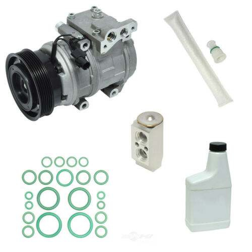 A//C Compressor /& Component Kit-Compressor Replacement Kit fits 09-11 Borrego V6