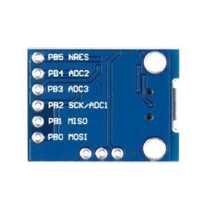 2x Micro-USB Development Board Digispark Attiny85 Support for the Arduino I R1K2