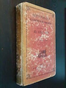 Biblioteca Latine-Francaise Di Sacy 1833 Panckoucke Parigi
