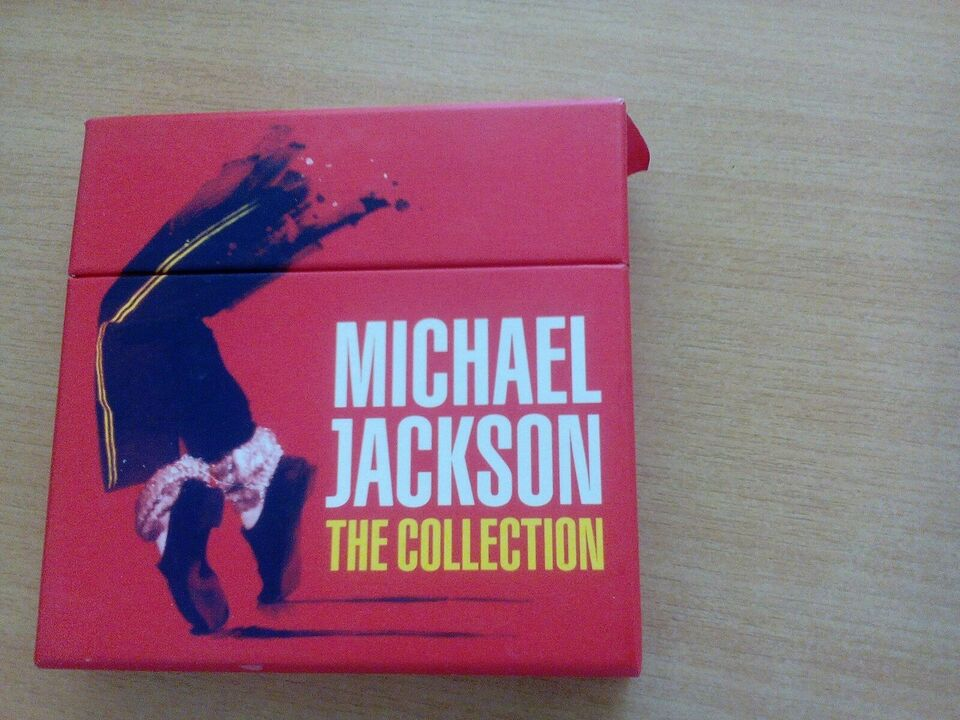 Michael jackson: The Collection, andet