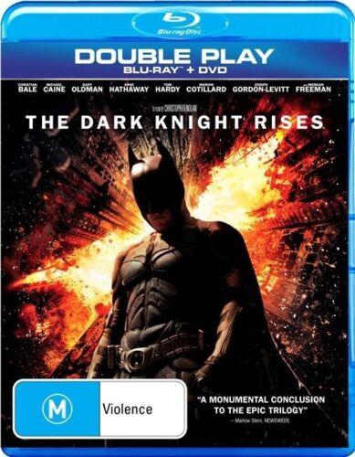 1 of 1 - The Dark Knight Rises (Blu-ray, 2012, 2 - Disc Set)