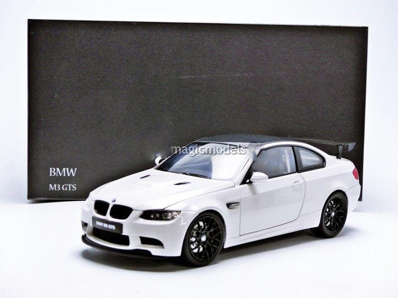 comprar ahora Kyosho BMW M3 M3 M3 Coupé GTS E92 blancoo con Cochebono Techo 1 18 Escala Nuevo en Stock  en promociones de estadios